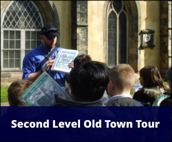 Second Level Old Town Tour