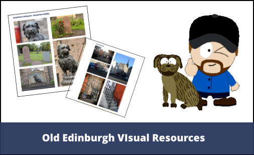 Old Edinburgh VIsual Resources